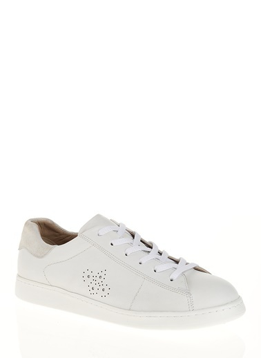 Faruk Sağın Sneakers Beyaz